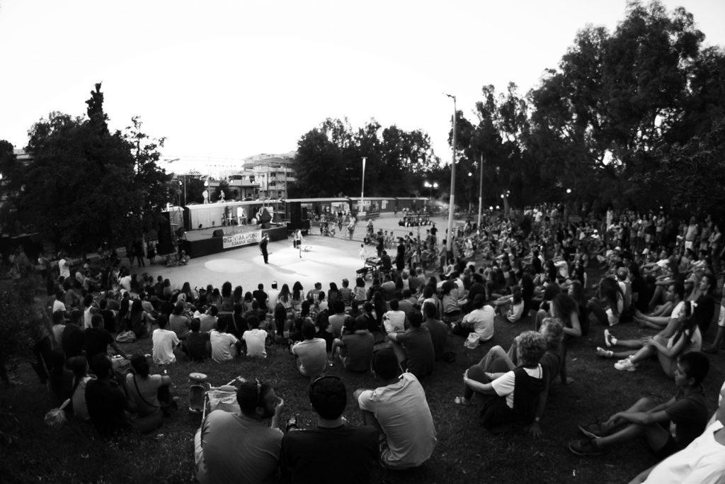 01 - crowd - wide