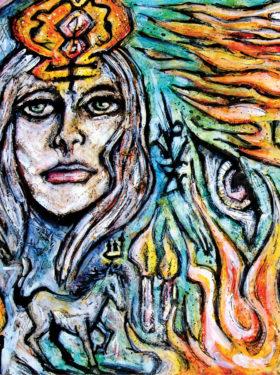 Cyanna Mercury - Archetypes